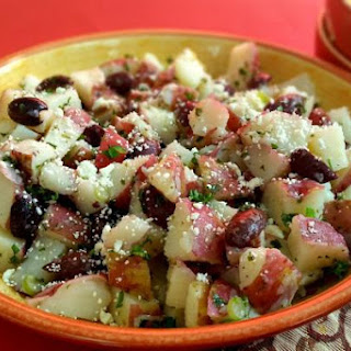 Middle Eastern Style Potato Salad