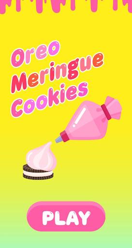 COOKIE MAKING GAME - Oreo Meringue Cookies 2.3 screenshots 1
