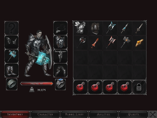 Vampire's Fall: Origins RPG 1.7.146 screenshots 19