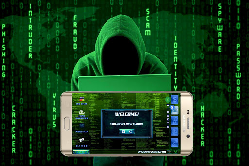 The Lonely Hacker Juegos para Android screenshot