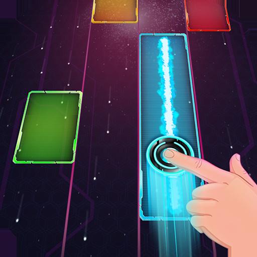 Music Piano: Glow Tiles (game)