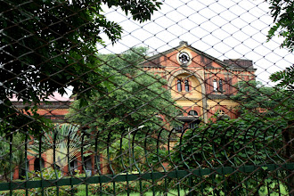 Photo: Year 2 Day 54 -  Front Building of The Government Buildings in Yangon