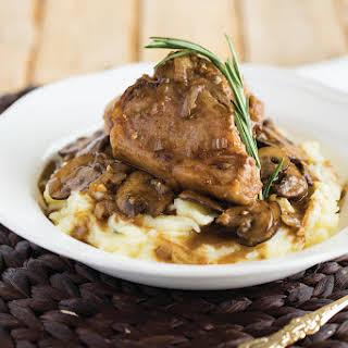 Lamb Chops With Mushroom Sauce Recipes.