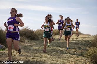 Photo: Varsity  Girls 5k Pasco Bulldog XC Invite @ Big Cross  Buy Photo: http://photos.garypaulson.net/p649440359/e452329ce