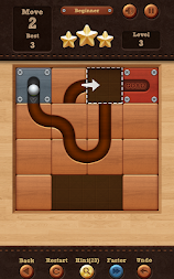 Roll the Ball® - slide puzzle APK screenshot thumbnail 6