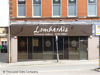 Lombardis chesterfield