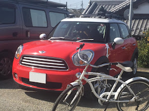 MINI  R60クロスオーバー アルカディアタクシー仕様のカスタム事例画像 🍀Futo🌿【⚓️ARCADIA⚓】さんの2020年03月21日18:55の投稿