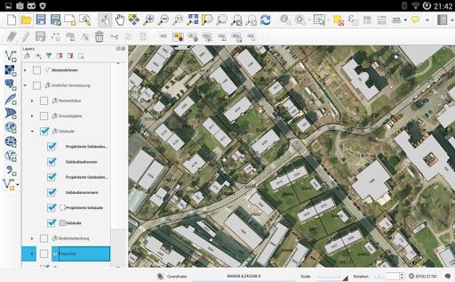 QGIS - Experimental  screenshots 1