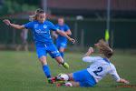 📷 KRC Genk Ladies kloppen Moldavo in oefenwedstrijd