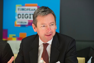Photo: Bernard Le Masson, managing director for public service at Accenture Strategy