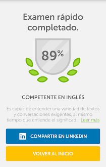 El Test Center de Duolingo Gratis