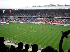 Photo: PSG - Olympique Marseille 1-1 (Ligue 1), 2-9-2007, toeschouwers : 43.495.