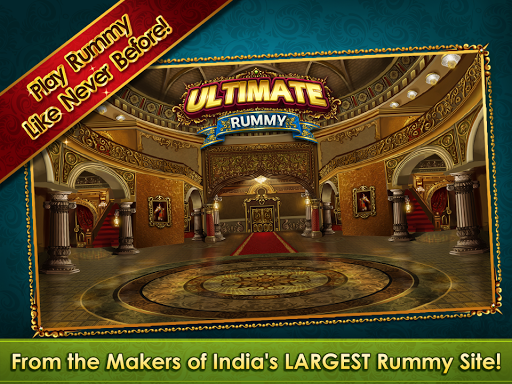 玩免費紙牌APP 下載Ultimate Rummy Circle app不用錢 硬是要APP