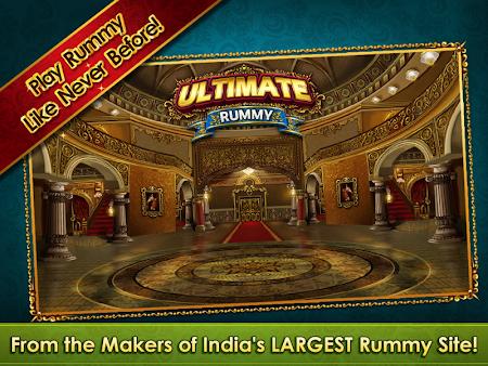 Ultimate Rummy 1.4.7 screenshot 353812