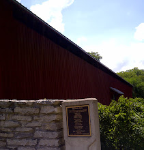 Photo: Buschung Bridge, Versaillis State Park IN