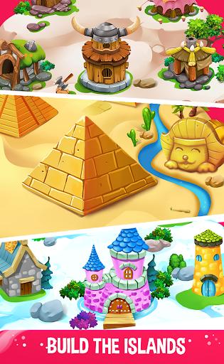 Hamster Islands - clicker game