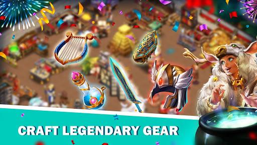 Shop Heroes: Trade Tycoon apkmr screenshots 2
