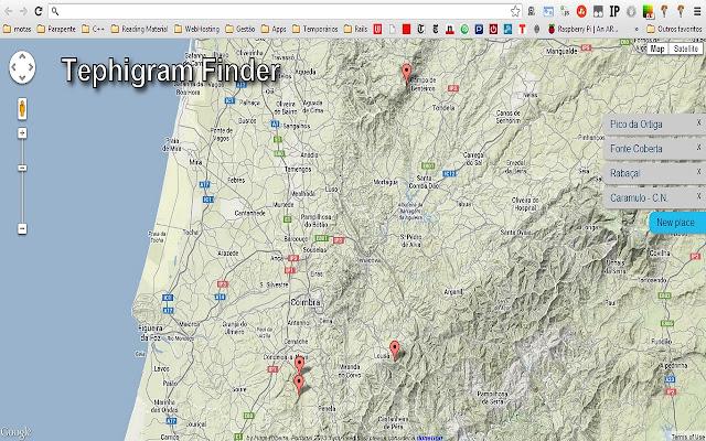 Tephigram Finder
