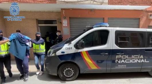 A prisión los tres yihadistas detenidos por la Policía Nacional en Almería