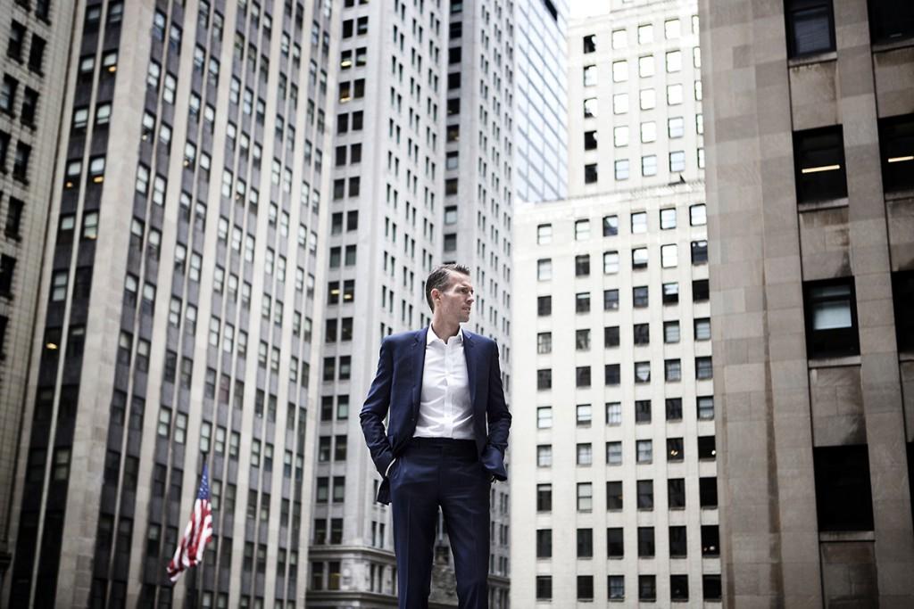 X.ai CEO Dennis Mortensen