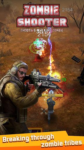 Télécharger Gratuit Walking Zombie Shooter: FPS Jeu de Tir et Survie mod apk screenshots 1