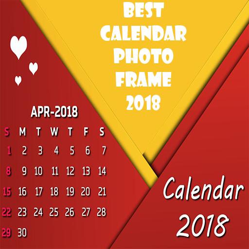 Best Calendar Photo Frames 2018 (app)