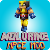 Mod Wolverine For Minecraft