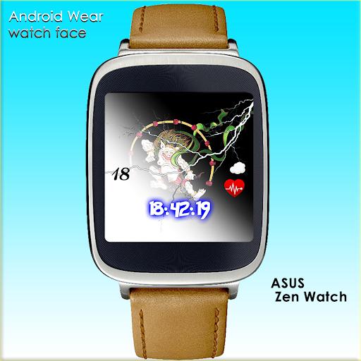 無料个人化Appの雷 Watch Face|記事Game
