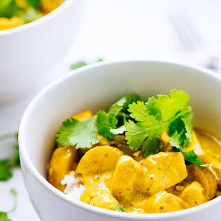 Yellow Curry With Potatoes Recipes.