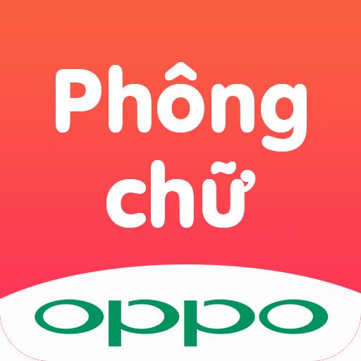 Cute Vietnamese font for OPPO