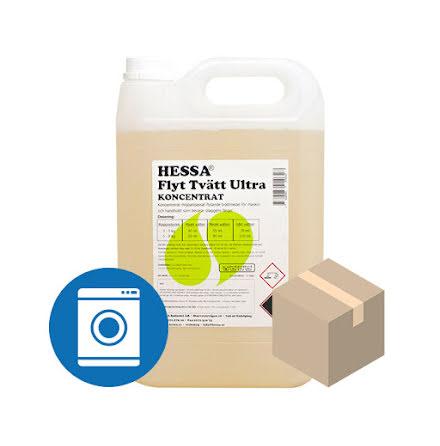 Flytande Tvätt Ultra koncentrat 4x5 l