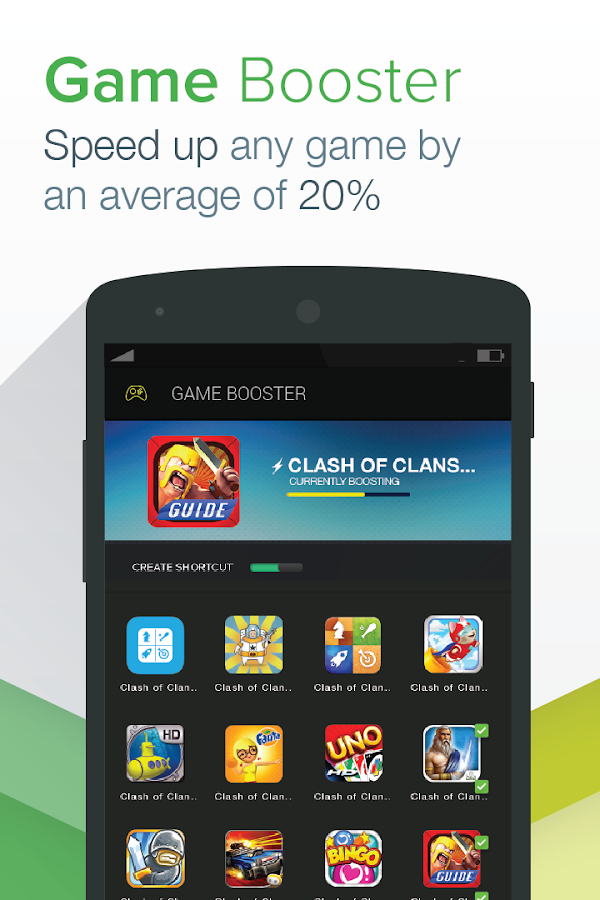 Cleaner - Master Speed Booster - screenshot