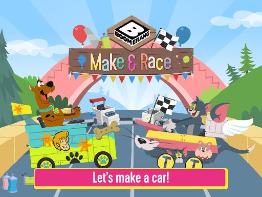Boomerang Make and Race - Scooby-Doo Racing Game 2.3.3 screenshots 9