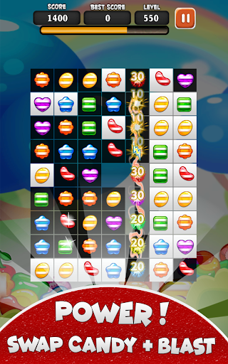 Crazy Candy Smash New Game 2020- Games 2020 android2mod screenshots 2