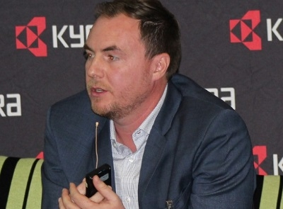 Ian Dury, Business Process Manager at KYOCERA Document Solutions South Africa.