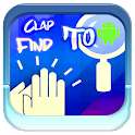 Find Your Phone by clapping icon
