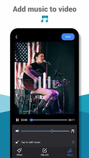 Cool Video Editor -Video Maker,Video Effect,Filter screenshot 4
