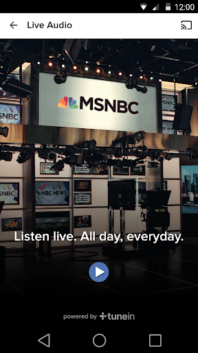 NBC News Screenshot