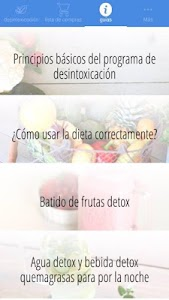 Detox 10 days screenshot 4