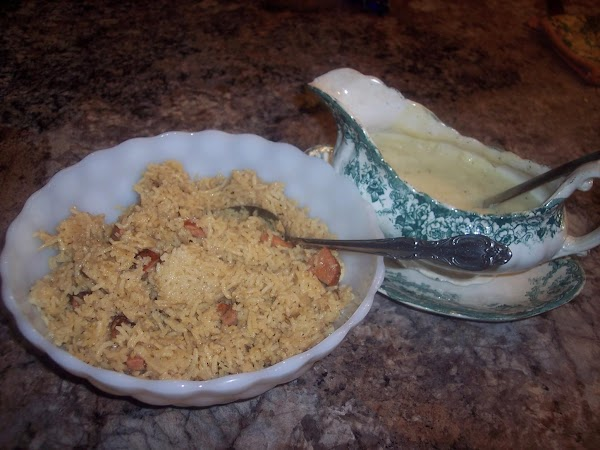 Easy Dirty Rice With Cajun Spiced Gravy Recipe