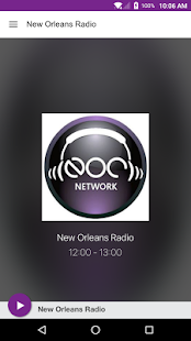 New Orleans Radio- screenshot thumbnail