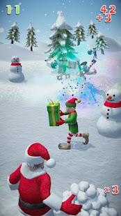 Snowball Santa - náhled