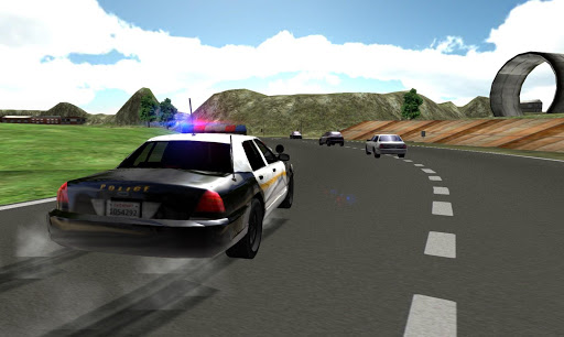 Police Super Car Driving apkpoly screenshots 4