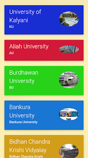 Universities of Bengal - náhled