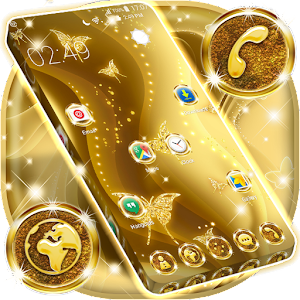 Golden Launcher for PC