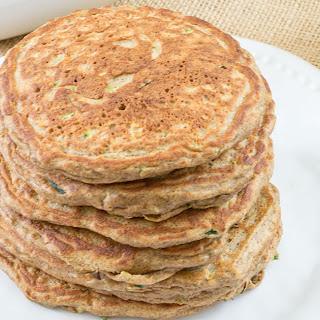 Healthy Zucchini Pancakes
