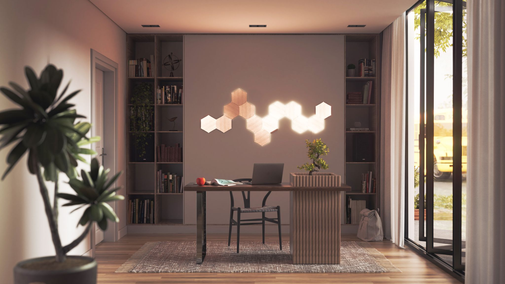 the benefits of cool and warm smart lighting in your workplace  the benefits of cool and warm smart lighting in your home  how cool and warm smart lighting affects your productivity