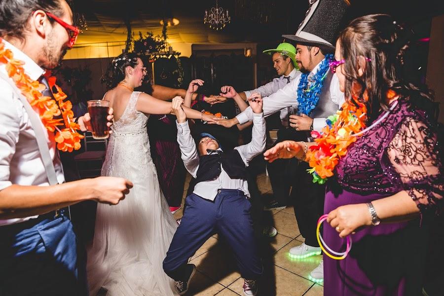 Bröllopsfotograf Cinthia Flores (Miraalcieloprod). Foto av 16.05.2019