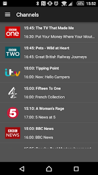 TVCatchup - Watch Free Live TV