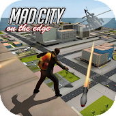 Mad City On The Edge Android APK Download Free By Wild West Games